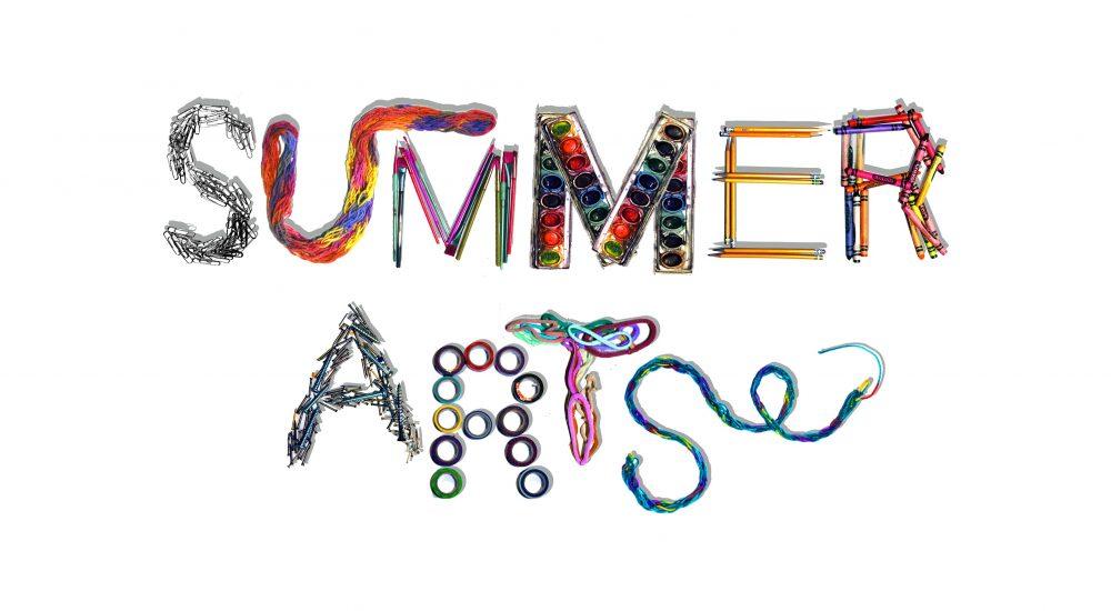 Summer Arts 2018 Schedule