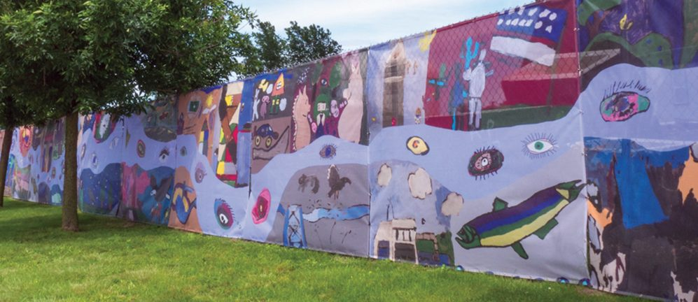 Transforming Neighborhoods with the Power of Art