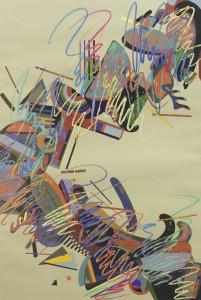 Artist - Olga Moore, Rutgers-Camden permanent collection